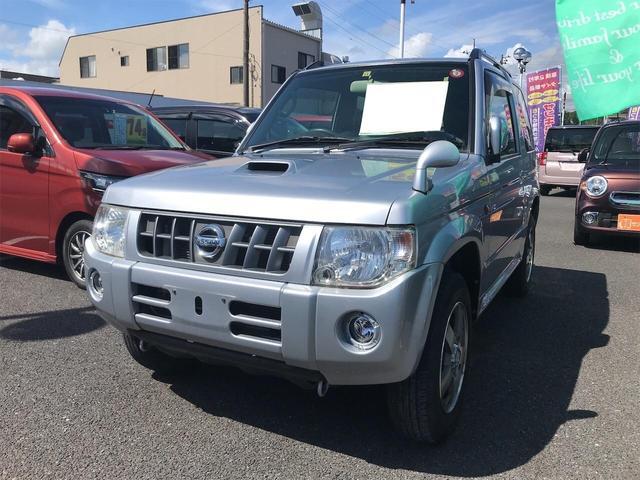 キックス RX タ-ボ 4WD 衝突安全ボディ シートヒーター