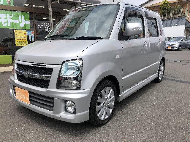 スズキ RR-Sリミテッド ターボモデル