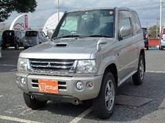 パジェロミニアクティブフィールドエディション 4WD
