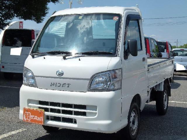 ダイハツ エアコン・パワステ スペシャル 3方開 4WD 5MT