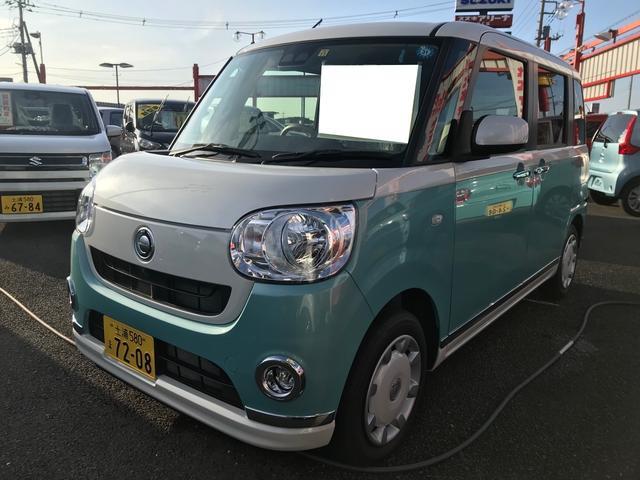 ダイハツ Xリミテッドメイクアップ SAIII 軽自動車 LED