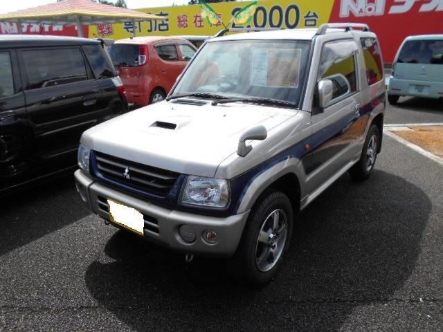 三菱 アニバーサリーリミテッドXR 4WD