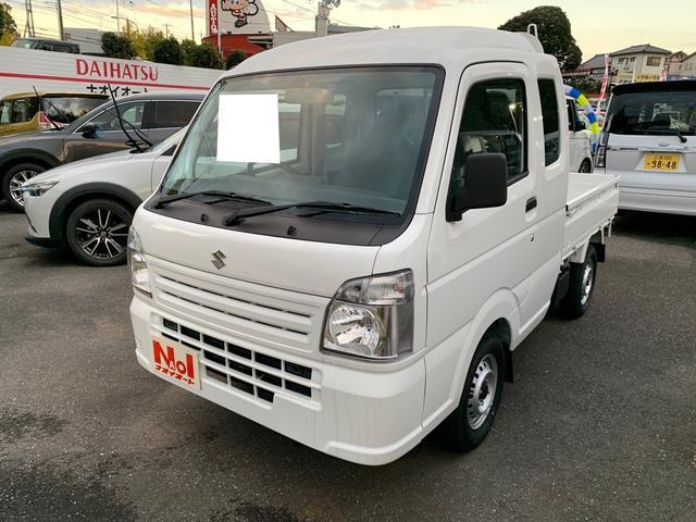 スズキ L 4WD AC MT  軽トラック エアバッグ