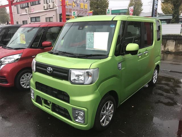 トヨタ L SAII ナビ 軽自動車 衝突被害軽減システム