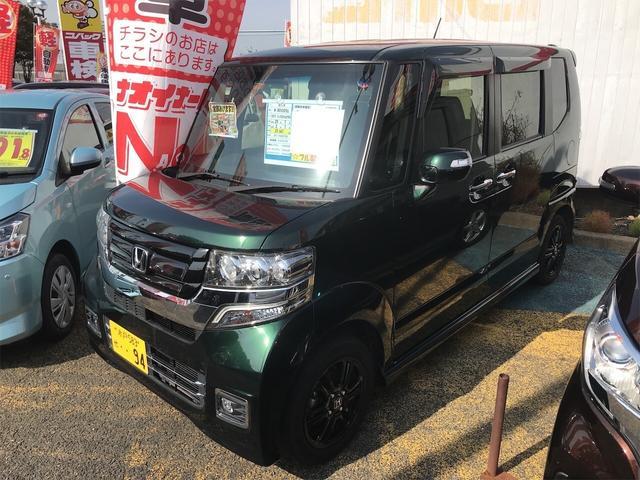 ホンダ G SSブラックスタイルパッケージ ナビ 軽自動車 ETC