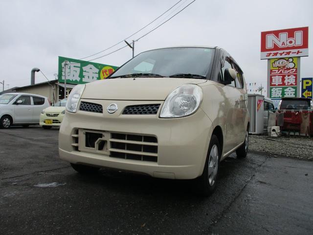日産 E 車検R3年9月 走行5.9万km キーフリー