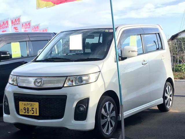 マツダ XT TV ナビ 軽自動車 パールホワイト CVT AC