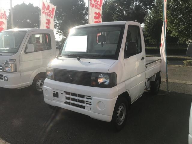三菱 Vタイプ AC MT 修復歴無 軽トラック ホワイト