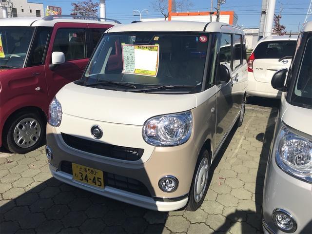 ダイハツ Xメイクアップリミテッド SAIII 軽自動車 スマートキー