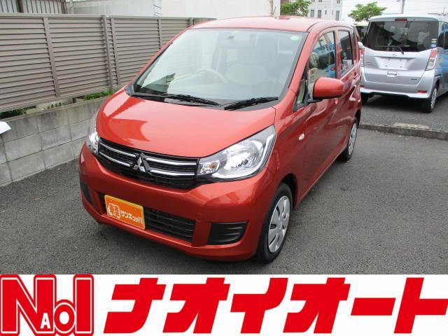 三菱 eKワゴン E CD/ラジオ