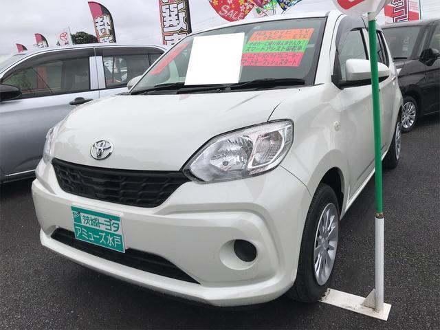 トヨタ X LパッケージS 衝突軽減装置 ETC車載器