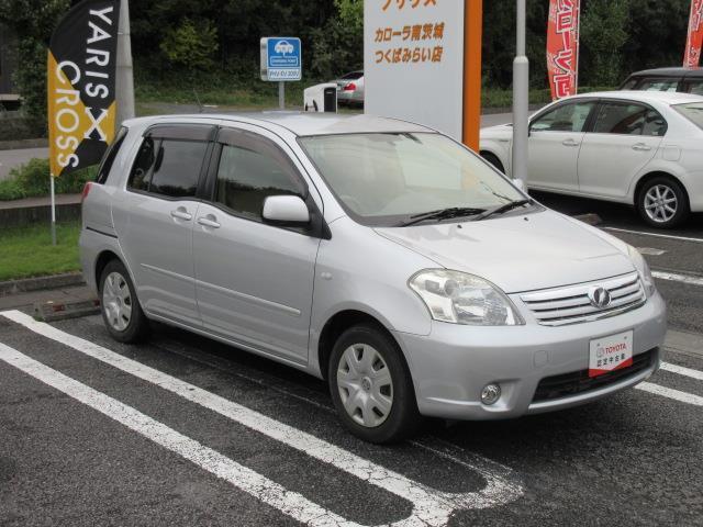 トヨタ ベースグレード DVDナビ・両側スライドドア・助手席パワースライドドア・インパネシフトA/T