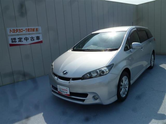 トヨタ 1.8S 純正ナビ バックモニター ETC 4万キロ