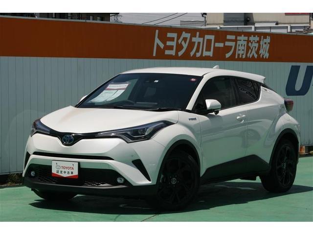 トヨタ C-HR hv G モード ネロ