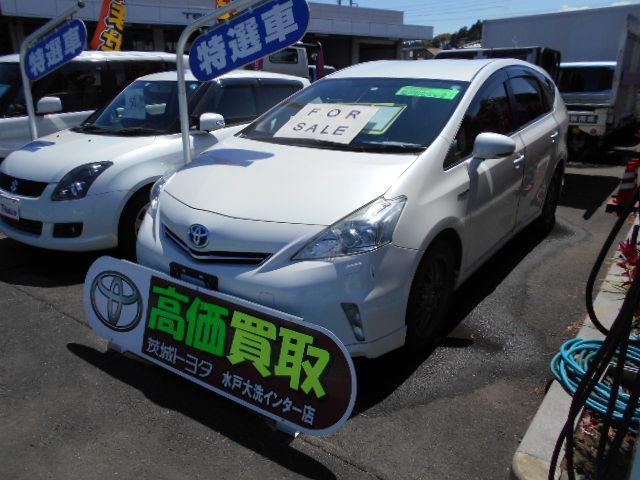 トヨタ Sツーリングセレクション HDDナビ Bモニタ ETC