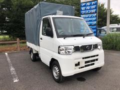 NT100クリッパートラックDX エアコン・パワステ 平 幌 3方開