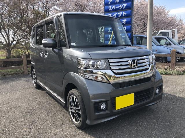 ホンダ G・特別仕様車 SSパッケージ 4WD 両側パワースライド
