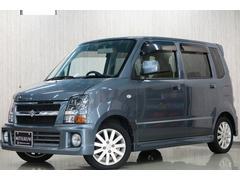 ワゴンRRR−DI ダーボ 4WD 社外HDDナビ