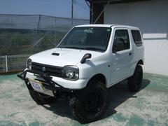 ジムニーXC リフトアップ公認 カスタム車 5速マニュアル ターボ