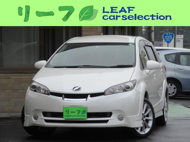 トヨタ ウィッシュ  /HDD/Bカメラ/パドルシフト/クルコン/ETC