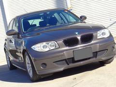 BMW116i 純正アルミホイール 外装ポリマーコート 禁煙車