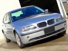 BMW318i ETC2.0 外装磨き・ワックスコート
