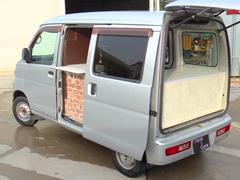 ハイゼットカーゴ移動販売車 キッチンカー 新品部品で作成