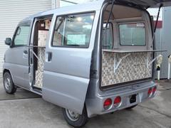 クリッパーバン移動販売車 キッチンカー 新品作成 換気扇 80Lタンク
