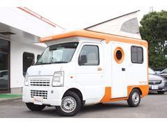 スクラムトラックキャンピングカー バンショップミカミ製テントむし 1オーナー