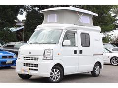 エブリイジョインターボ キャンピングカー スマイルファクトリールアナ