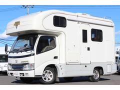 カムロードキャンピングカー グローバル製キング 家庭用エアコン FF