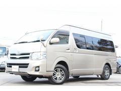 ハイエースバンキャンピングカー フジカーズジャパン製FOCS Di