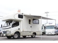 カムロードキャンピングカー セントラル製キングマスター エアコンFF