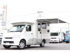 ライトエーストラックキャンピングカー AtoZ製アレン FFヒーター オーニング
