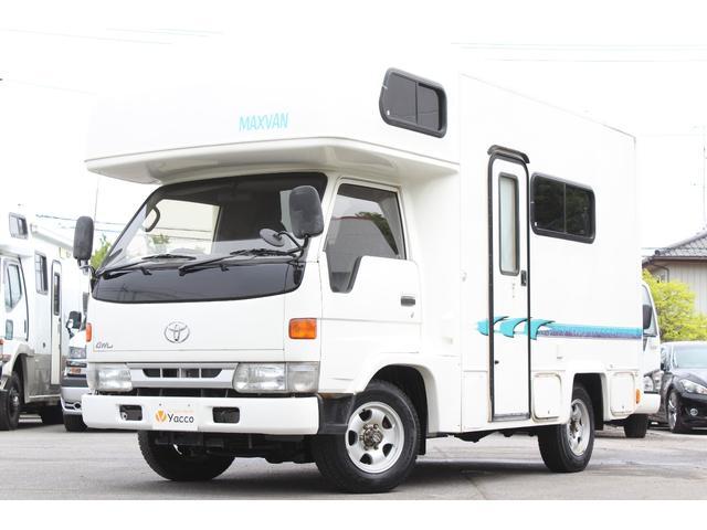 トヨタ キャンピングカー アネックス製マックスバン サイクルキャリア