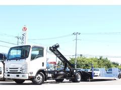 エルフトラックSG 極東開発フラトップZERO積載車 3t積み ラジコン