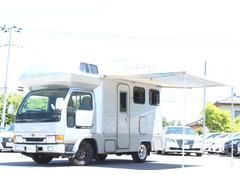 アトラストラックキャンピングカー AtoZ製アーデンスペンド シンク 冷蔵庫