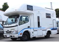 カムロードキャンピングカー ナッツRV製クレソンボヤージュ FF