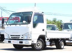 エルフトラック3.0DT 平ボディ 積載1.5t 三方開 10尺 低床