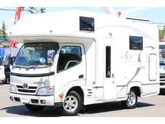 カムロードキャンピングカー ナッツRV製ネオクレソン ボーダーED