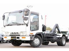 フォワードアームロール 増トン 積載5.4t 脱着装置付コンテナ専用車