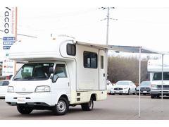 ボンゴトラックキャンピングカー グローバル製アスリート FF オーニング