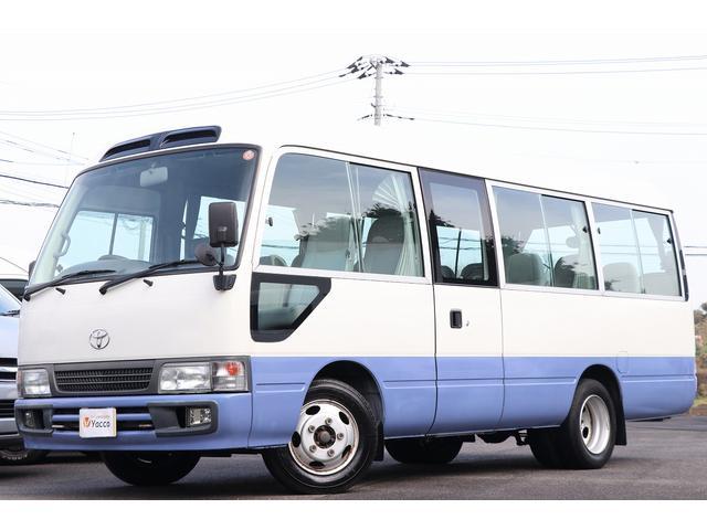 トヨタ LX 4.2ディーゼル 26人乗り 自動ドア ETC