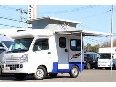 スクラムトラックキャンピングカー AZ−MAX製k−ai FF オーニング