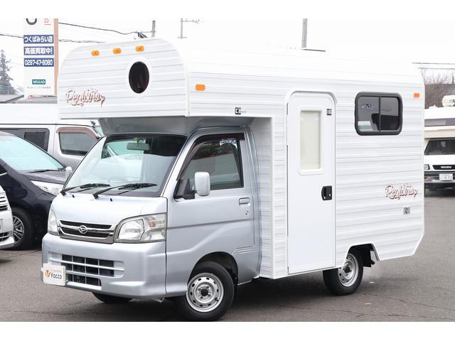 ダイハツ EXT キャンピングカー ミスティック製レジストロ 新品架装