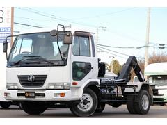 コンドル新明和 アームロール 積載4t 脱着装置付きコンテナ専用車