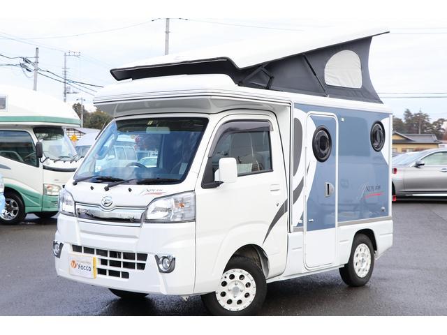 ダイハツ キャンピング 東和モータース製インディ108 ポップアップ