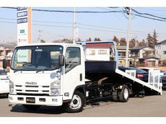 エルフトラック積載車 タダノ製セーフティーローダー 積載3t ラジコン