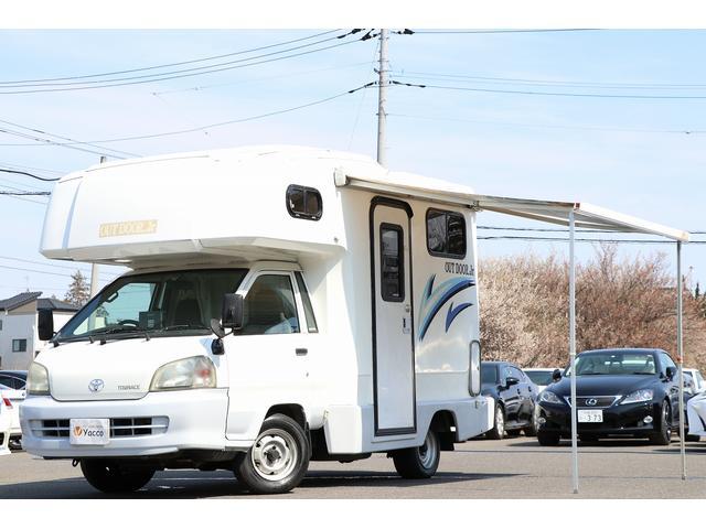 トヨタ リーエキスポート アウトドアJr オーニング 家庭用AC