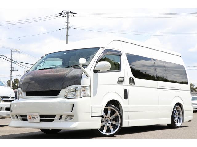 トヨタ ティピーアウトドアデザイン製トラボイLB200 1オーナー